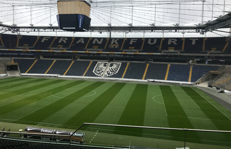 Frankfurt: 27.4.19 - Eintracht gegen Hertha - VIP Reception