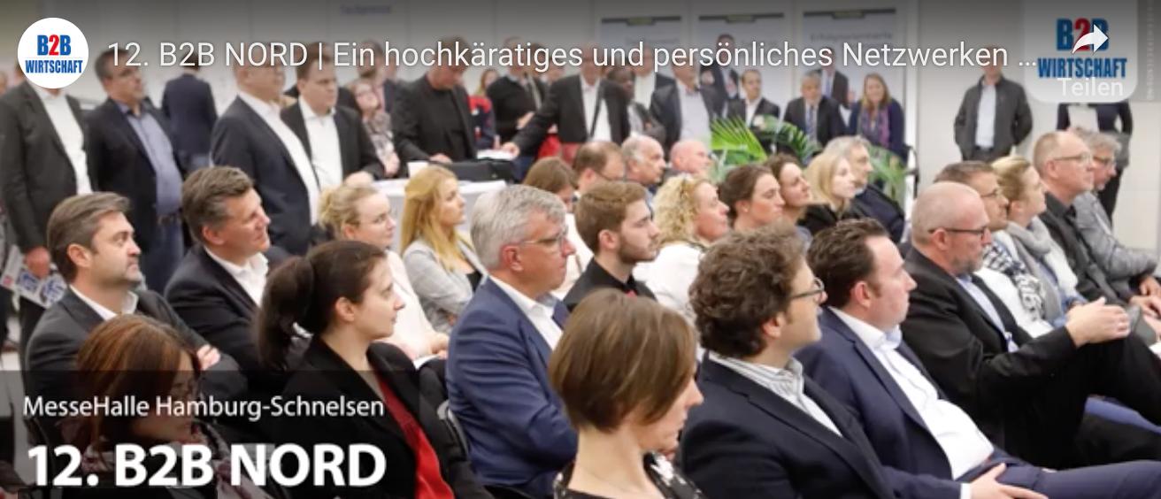 Hamburg: 25.4.19 - B2B Nord - Wirtschaftsmesse
